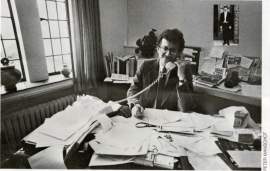 Cranbrook Mourns the Passing of Bob Yares (Photo: Bob Yares, courtesy of Cranbrook Academy of Art)