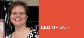 Ann Makowski Returns as Interim CEO