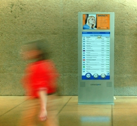 CHK America Reports Unprecedented Interactive Transit Kiosk Use