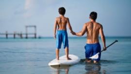 Carbone Smolan identity for Nizuc Resort & Spa