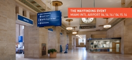 Chris Calori and David Vanden-Eynden keynote the SEGD Wayfinding Event Apri 14-15