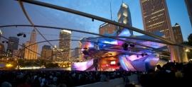 Pritzker Pavilion at Millennium Park, Chicago