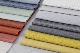 Designtex + Coalesse Collection Announced (Image: textured fabrics)