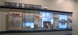 Color-Ad Fabricates Exhibit for new Pullman National Monument and Visitor Center