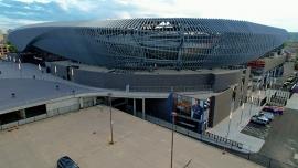Jones Sign divisions chosen to dress up exterior of new TQL Stadium, home of the FC Cincinnati Soccer Club
