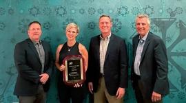 Daktronics Honored as 2021 DQ® Equipment Vendor of the Year