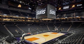 Daktronics Partners with Phoenix Suns for Venue-Wide LED Super System