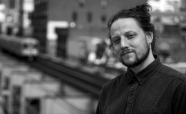 NEXT/NOW Expands with New Experiential Art Director (image of Dave Najarian)