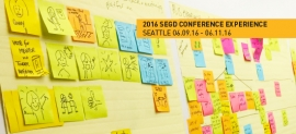 Design Thinking at the 2016 SEGD Conference: Experience Seattle