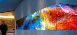 Art and Science at Dolby Gallery