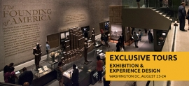 Your 2018 Guide to Exhibition & Experience Design Tours