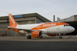easyJet Livery by Holmes Wood