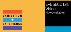 2020 Exhibition and Experience Design Event Videos Avaliable Now!