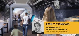 New Methodologies in Exhibition Design: Startup Practice Perspectives with Emily Conrad
