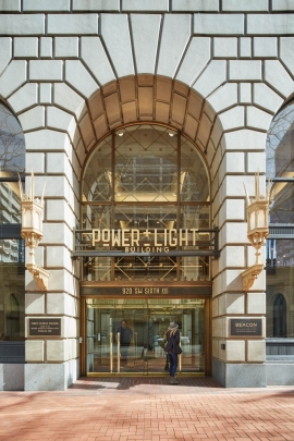 ESI Design Renovates Portland's Historic Power + Light Building
