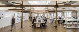 The Frost*collective offices in Sydney are a compelling place to work