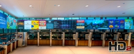 Houston Dynamic Displays Video Wall