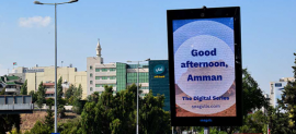 Daktronics Deploys 80 Digital Units in Jordan