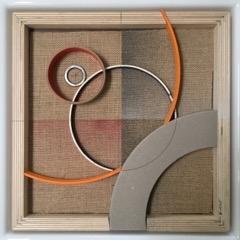 """Wayne Hunt, """"Circles&Squares"""" Opens in LA 03/16 (Image: Artwork)"""