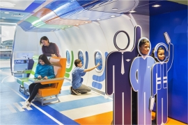 LHSA+DP JetBlue Junior Playspace