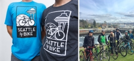 Michael Courtney Design and Seattle By Bike