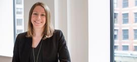 Arrowstreet's New Director of Graphic Design, Lauren Haggerty