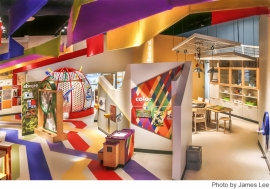 LHSA+DP Encourages Multicultural Appreciation at Miami Children's Museum