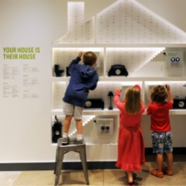 Nature Lab Exhibit