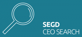 SEGD CEO Search 2020