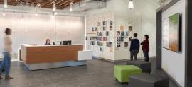 Poulin + Morris Revitalize Cornell Communications