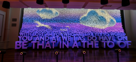 Planet Word: The World's First Voice Activated Museum Photo credit: Planet Word