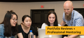 2020 Present Yourself—portfolio reviews and professional mentoring