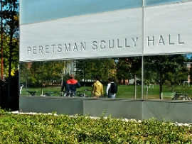 Princeton Neuroscience Institute and Peretsman Scully Hall