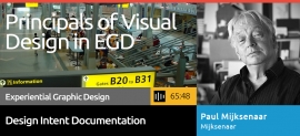 Paul Mijksenaar Schipol Airport Wayfinding - Visual Design for EGD