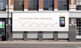 Image of Prophet's Branding work for HTC