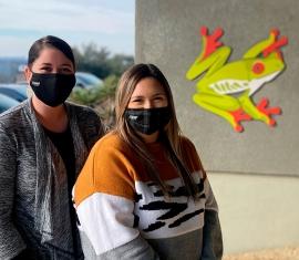 iZone Announces Personnel Changes: Samantha Box and Michaela Mejia