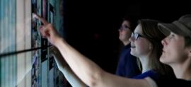 Skypad Interactive Wall, Seattle Space Needle