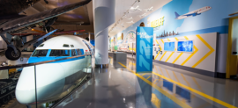 Take Flight: Vintage 727 Exhibit Soars to New Heights