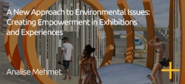 This research explores the power of Cognitive Behavioral Therapy (CBT) techniques when applied to environmental exhibitions, creating a call to action in the new generation of young adults.