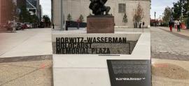 Philadelphia Holocaust Memorial Plaza