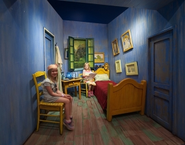 Van Gogh For All Traveling Art Exhibition Opening In Chicago August 15