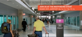 SEGD Wayfinding Event, April 14-15, 2016