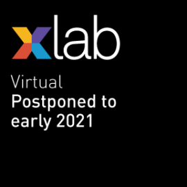 Xlab is postponed until early 2021