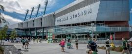 Yulman Stadium - Canary, a Gould Evans Studio