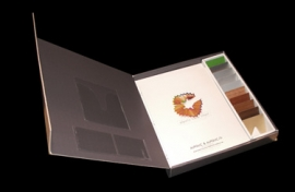 photograph of Alpolic's Design Concept Kit