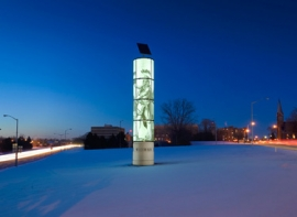 photograph of Woodward Avenue Tribute