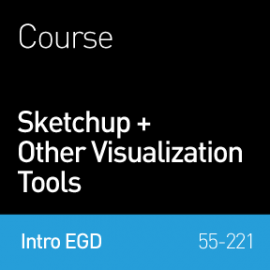 Sketchup and Other Visualization Tools
