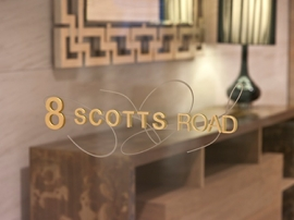 Photo of identity for Scotts Square