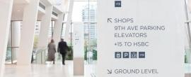 Cygnus Hero Image - Eight Avenue Shops