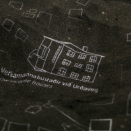Eldheimar Volcano Museum Interactive Exhibits